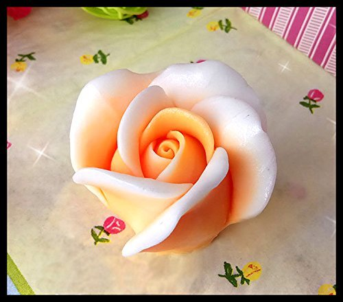 Sugarcraft Moulds Polymer Clay Cake Border Mold Soap Moulds Resin Candy Chocolate Cake Decorating Tools flower silicone MOULD 342-7